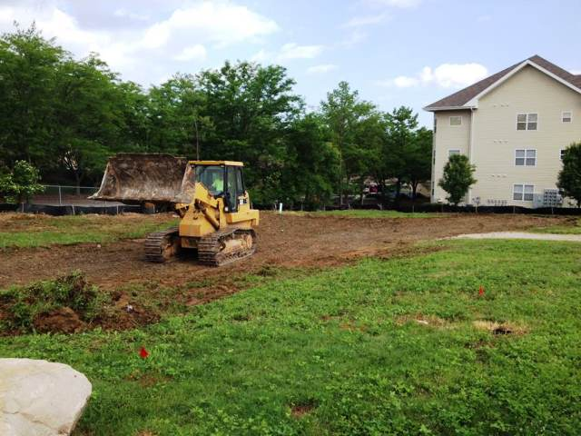 Mills Begins Construction on Celtic Crossing | Mills Apartments