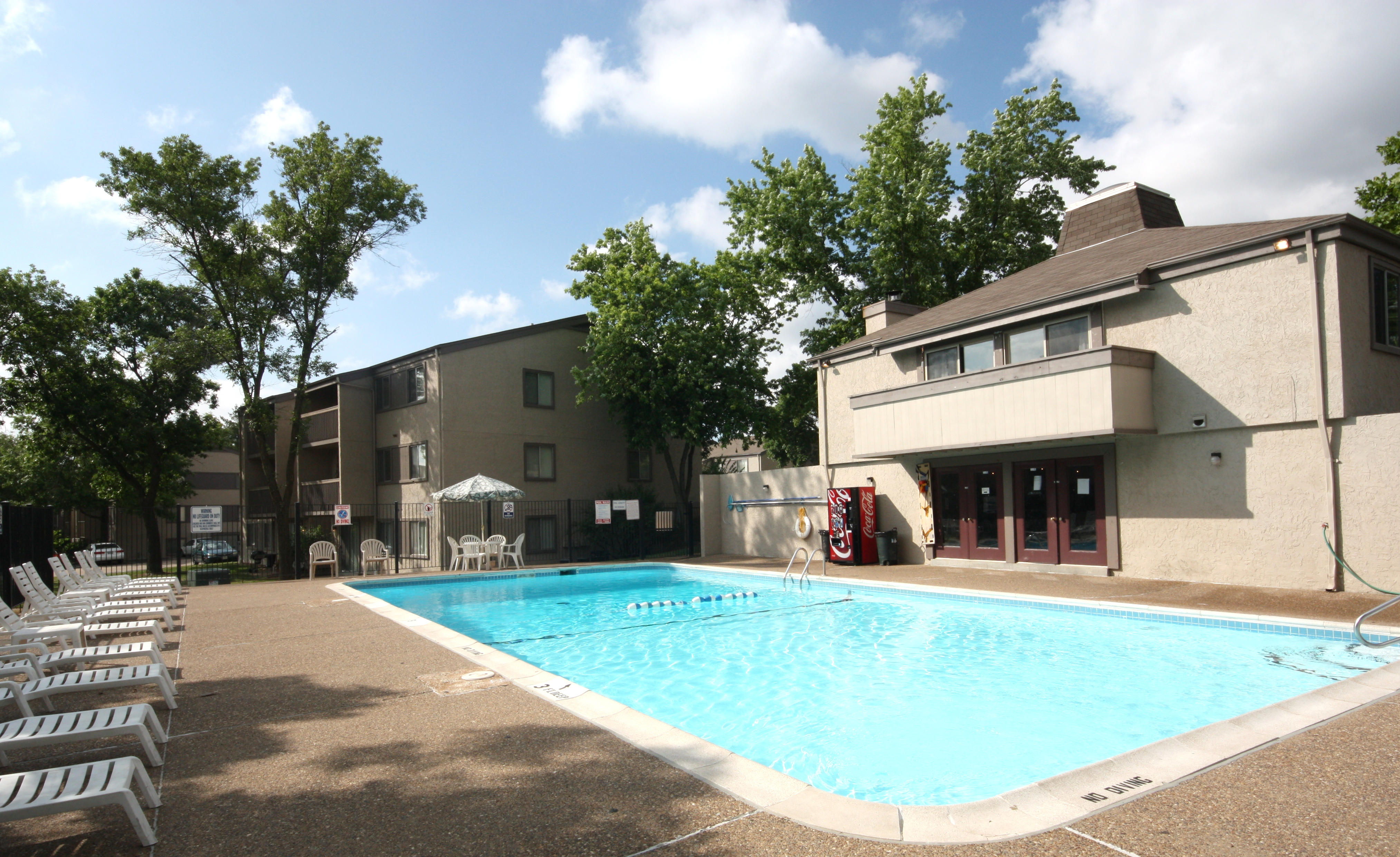 Waterford West pool 2