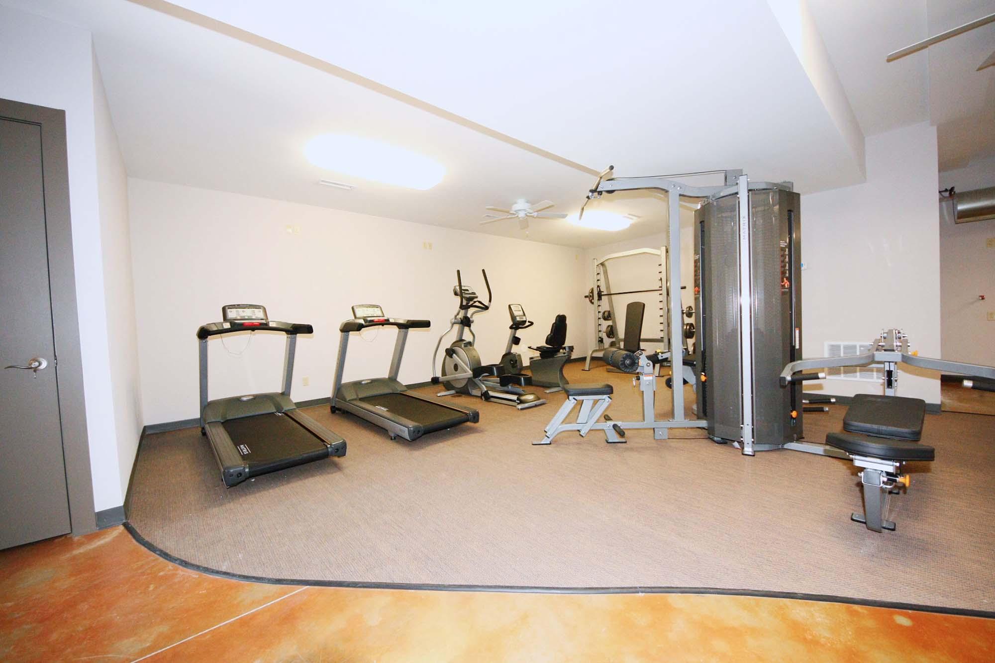 Tiger-Village-Fitness Center