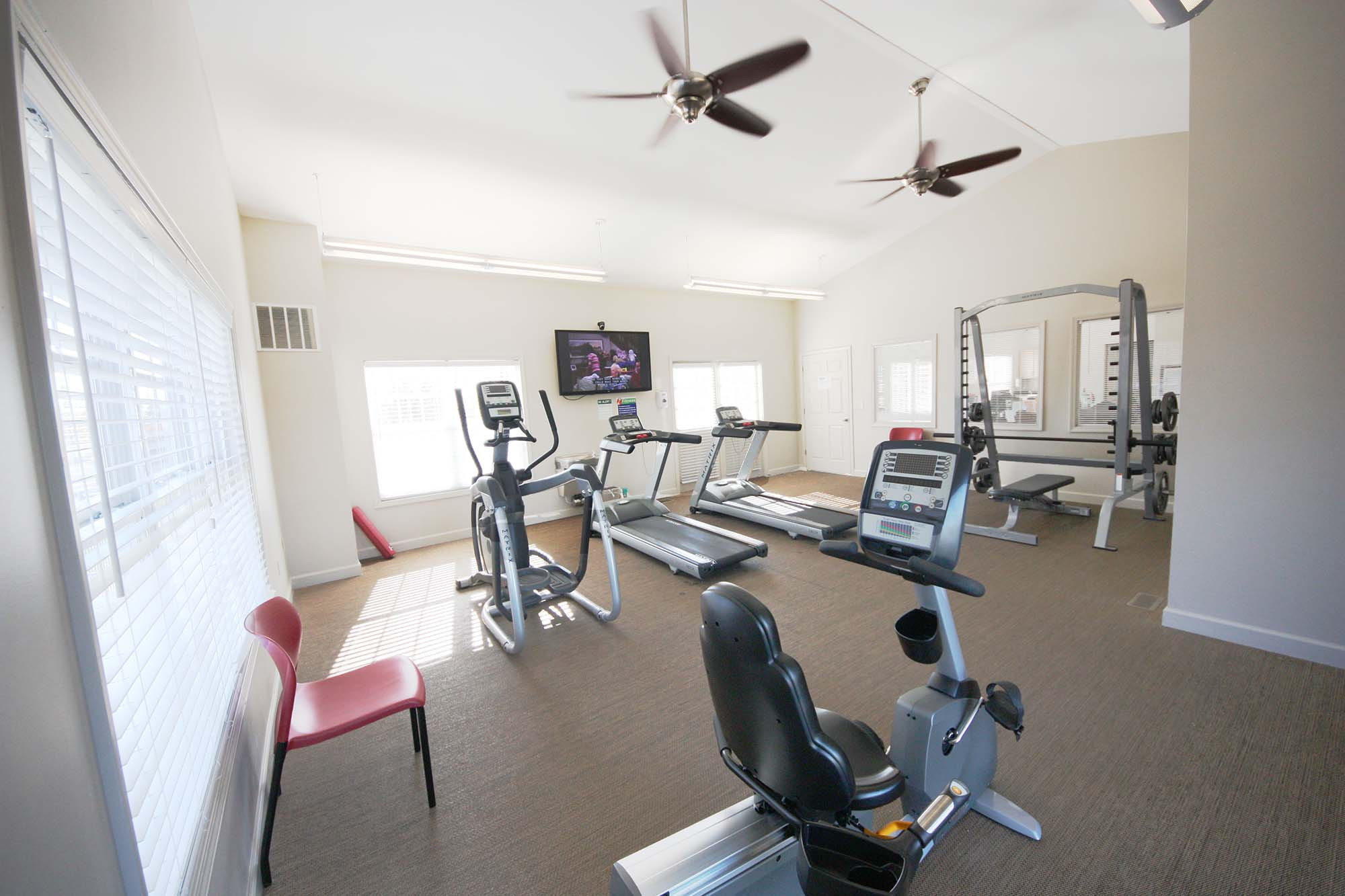 columbia-crossing-Fitness center