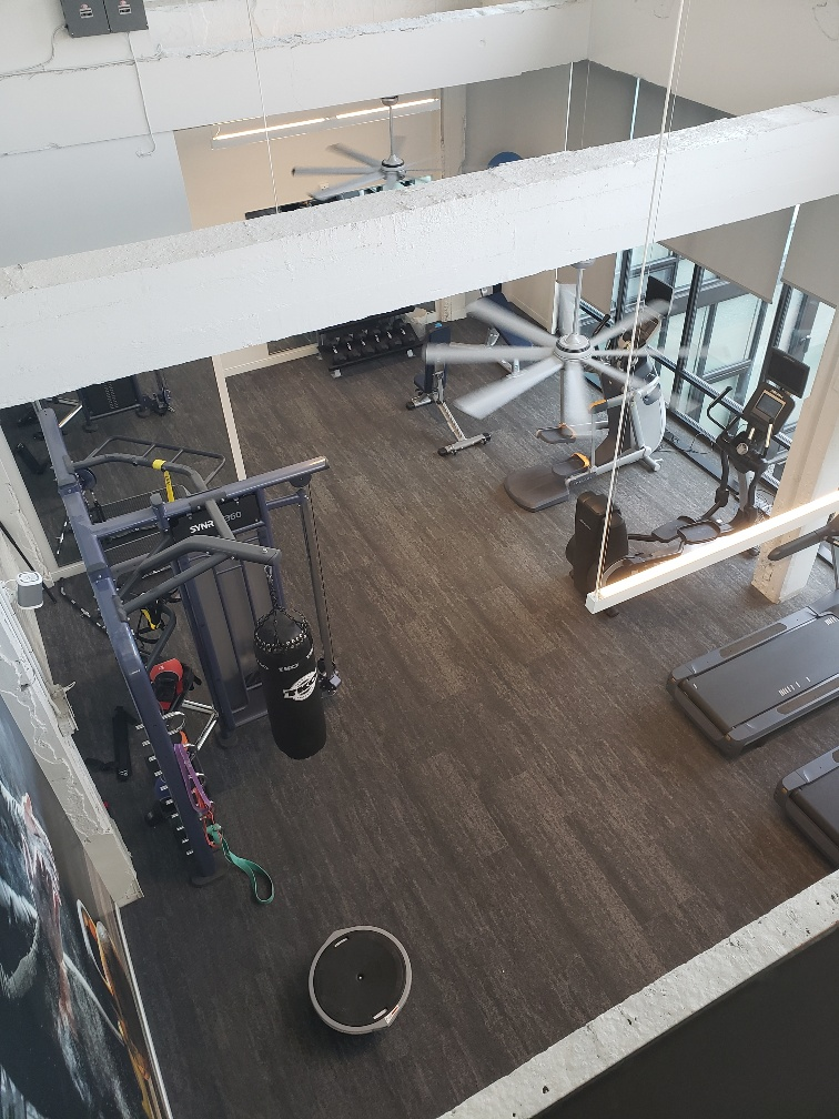 woodward lofts fitness center